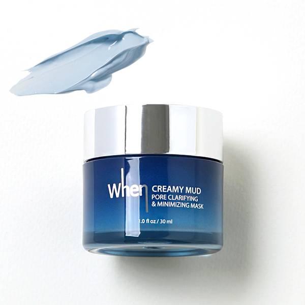Creamy Mud Pore Clarifying & Minimizing Mask 30ml
